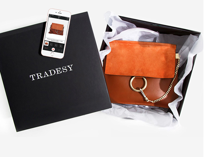 Tradesy shipping kit
